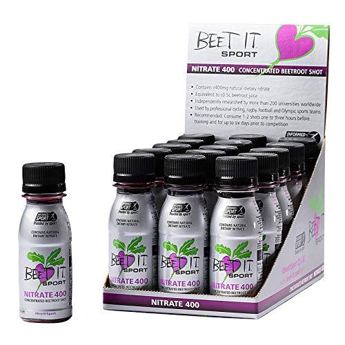 Beet It Sport Pro-Elite Shot, 2.4  Fluid Ounce, 15 Count