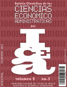 b8ab5ce85a Boletín Científico de las Ciencias Económico Administrativas del ICEA No. 3  (Spanish Edition)