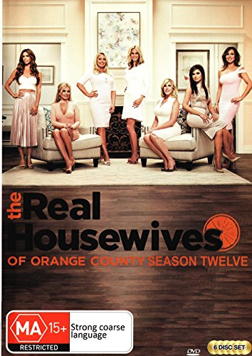 The Real Housewives of Orange County - Season 12 by Madman Entertainment