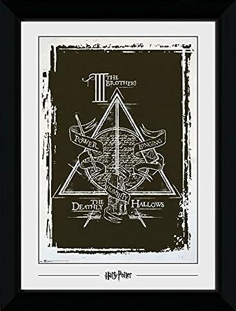 GB eye Ltd, de Harry Potter Reliquias de la Muerte, impresión ...