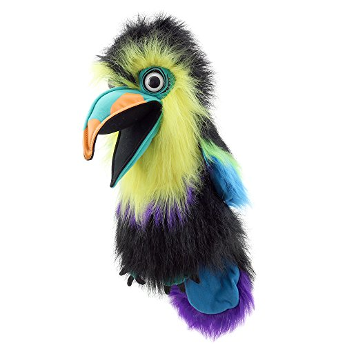 The Puppet Company Large Birds Toucan - Green Billed Hand Puppet
