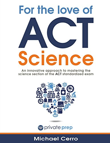 For the Love of ACT Science: An innovative approach to mastering the science section of the ACT standardized exam