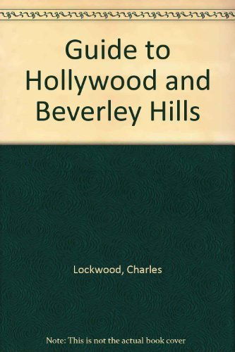 Guide To Hollywood & Beverly Hills by Rh Value Publishing - Shopping Beverly Malls Hills