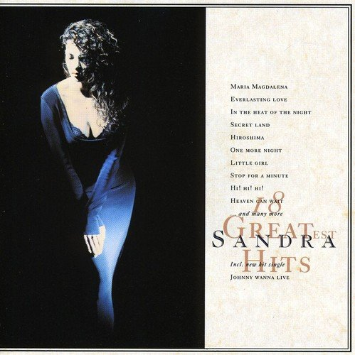 CD : Sandra - 18 Greatest Hits (fra) (France - Import)