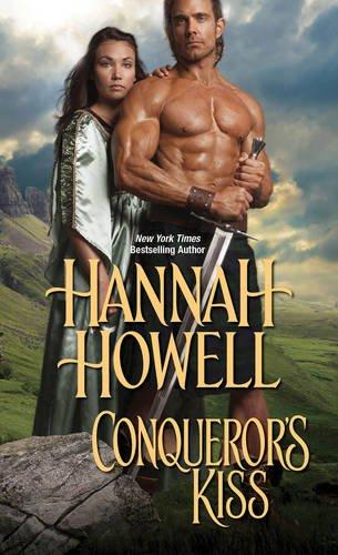 book cover of Conqueror\'s Kiss
