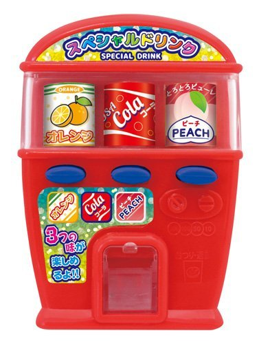 Runrun! Vending machine 2 6 input Candy Toys & soft confectionery
