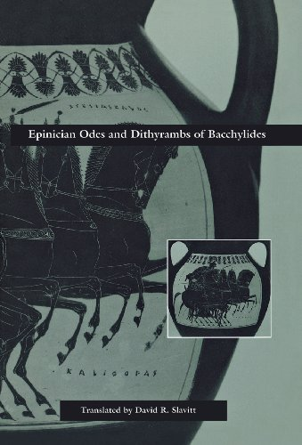 Epinician Odes and Dithyrambs of Bacchylides