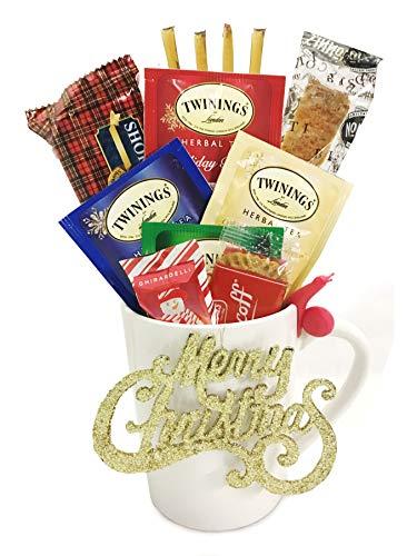 - Christmas Gifts - Holiday Gifts - Starbucks Coffee Gift Sets - Twinings Hot Tea Gift Sets - Starbucks Cocoa Gift Sets (Twinings Hot Tea - Holiday Blend)
