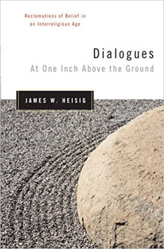 Book Dialogues at One Inch Above the Ground: Reclamations of Belief in an Interreligious Age (Nanzan Studies in Religion and Culture)