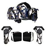 MightySkins Skin for HTC Vive Pro VR Headset - Artic Camo | Protective, Durable, and Unique Vinyl Decal wrap Cover | Easy to Apply, Remove, and Change Styles | Made in The USA