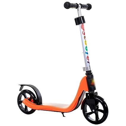 Patinete Traje de Scooter portátil para Adolescentes y niños ...