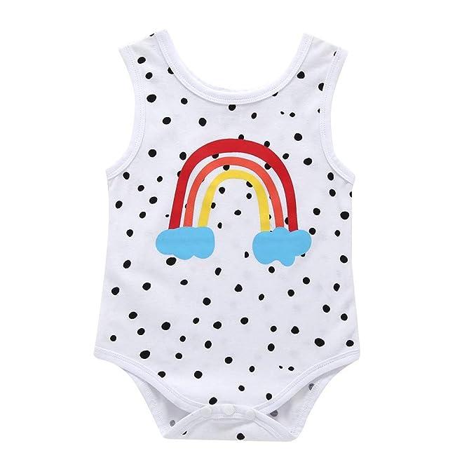 gestreifte Hose Outfits Set 0-24M Kobay Neugeborenes Baby Langarm Feder T Shirt Tops