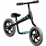 Go-Kiddo BIKEE Balance Bike, Black