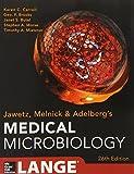 Jawetz Melnick&Adelbergs Medical Microbiology 26/E