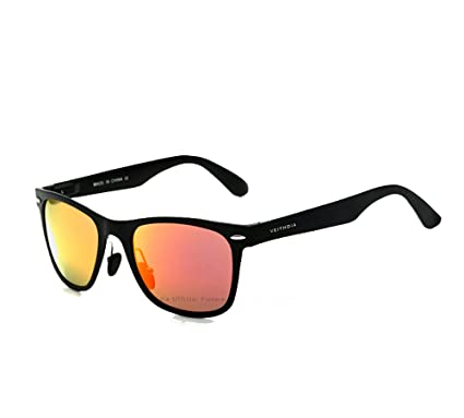 1db329594a VEITHDIA Polarized Sports Sunglasses Eyewear Glasses Designed for Men and  Women in Fishing Skiing Driving Golfing Running Cycling Camping Sports and  ...