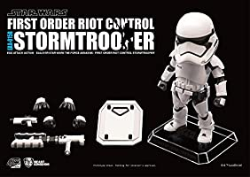 STORMTROOPER FIRST ORDER FIGURINE STAR WARS ÉPISODE VII EGG ATTACK BEAST KINGDOM