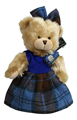Ronnie Hek Scottish Highland Country Dancing Bella Teddy Bear
