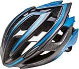 Cannondale 2014 Teramo Bicycle Helmet, Black/Blue - Medium