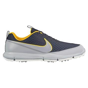 buy popular 10c6e 20310 Nike - Explorer 2 Homme, (Dark Gray/Pure Platinum/Laser Orange)