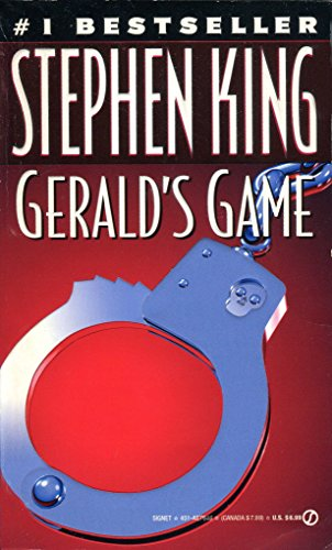 Geralds Game (First Signet printing, July 1993)