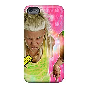 Apple Iphone 6 Hrc16143ozMK Support Personal Customs Vivid Die Antwoord Image Shock-Absorbing Hard Cell-phone Cases -TimeaJoyce