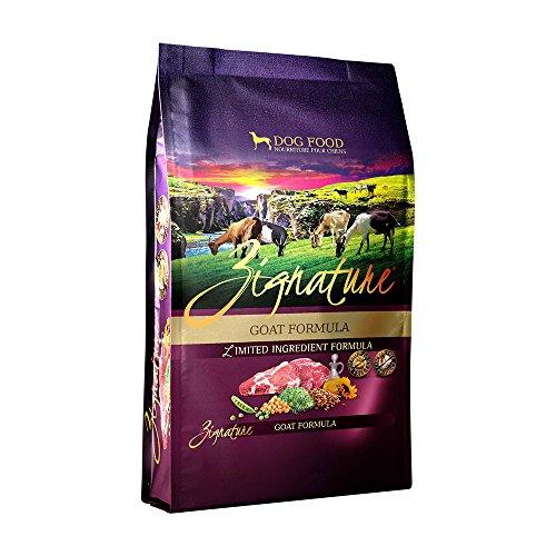 Zignature Goat Formula Dry Dog Food