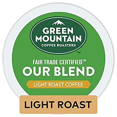 Green Mountain Coffee Roasters Kenya Highlands Keurig Single-Serve K-Cup Pods, Medium Roast Coffee