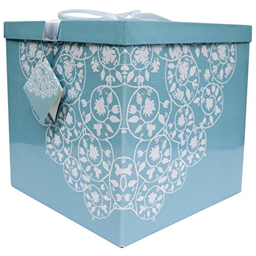 Endless Art US Cassandra EZ Gift Box. Easy to Assemble and No Glue Required. (12x12)