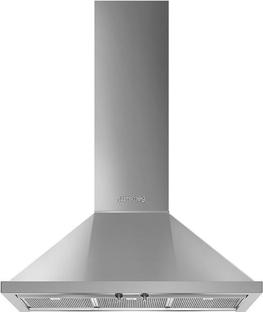 Smeg KPF9X - Campana (781 m³/h, Canalizado, A, A, C, 67 dB): Amazon.es: Hogar