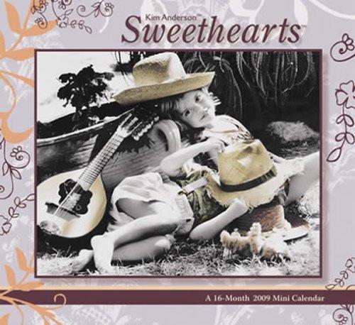Kim Anderson Sweethearts 2009 Mini Calendar