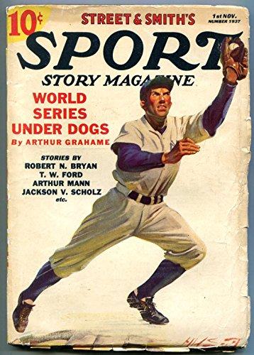 Sport Story Magazine Pulp November 1 1937- World Series Underdogs (Sport Story Magazine)