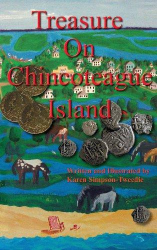 Download TREASURE ON CHINCOTEAGUE ISLAND ebook