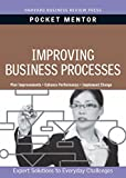img - for Improving Business Processes (Pocket Mentor) book / textbook / text book