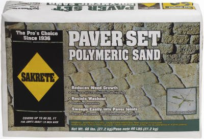 50LB GRY Polymeric Sand (Paver Set)