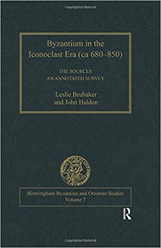 Descargar Ebook Torrent Byzantium In The Iconoclast Era (ca 680–850): The Sources: An Annotated Survey Mobi A PDF