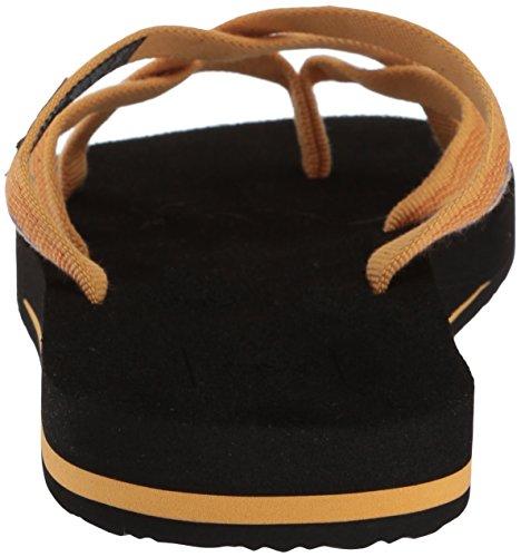 Vida Flip Olowahu Yellow Women''s Flops Teva x40FwqnpI