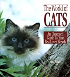 A World of Cats, Joan Moore, 0517141965