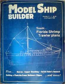Florda Shrimp Trawler Plans / How to: Copper Sheathing ...