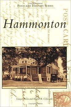 Book Hammonton (Postcard History: New Jersey) by Grayce Pitera (2008-09-17)