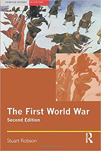 Amazon the first world war 9781405824712 stuart robson books the first world war 2nd edition fandeluxe Image collections