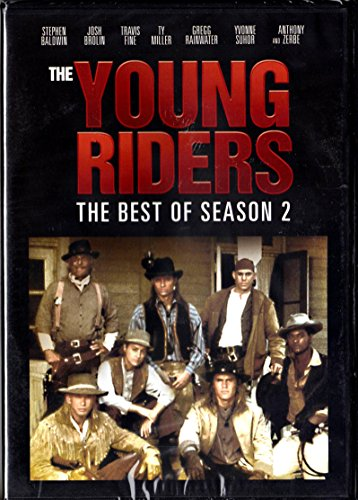 The Young Riders: The Best of Season 2