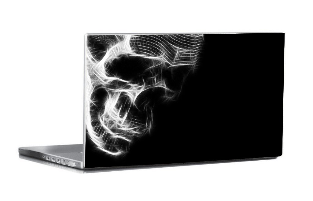 Best Miscellaneous Digital Art Skull Black White Hd Wallpapers 1080p 3m Vinyl Adhasive Skin Laptop Decal All Type Of Laptop Buy Best Miscellaneous Digital Art Skull Black White Hd Wallpapers 1080p 3m Vinyl Adhasive Skin Laptop Decal All Type Of