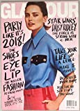 Glamour Magazine (January, 2018) Daisy Ridley Cover