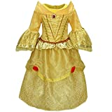 DreamHigh Princess Belle Deluxe Girls Costume Dress 3-10 Years