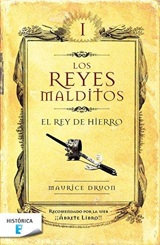 Download PDF Los Reyes Malditos I. El rey de hierro