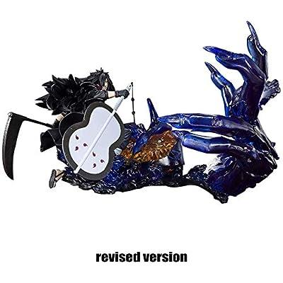 SAMER Figuartszero Uchiha Madara -Isou Susanoo- Kizuna Relation Naruto Shippuden Statue: Toys & Games
