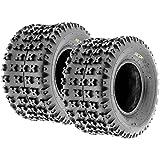 Set of 2 SunF A031 Sport-Performance ATV/UTV Tires 20x11-9 , 6-PR , AT-XC-SP