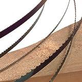 Olson Saw FB14780DB 1/4 by 0.025 by 80-Inch HEFB Band 10 TPI Regular Saw Blade