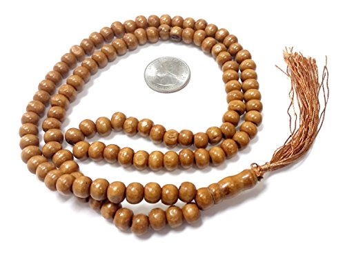 Beads and jewelry holy wood hindu japa tibetan buddhist for Zen culture jewelry reviews