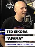 CONtv Insider: Stan Lee's LA Comic Con 2016 - Apama: The Undiscovered Animal